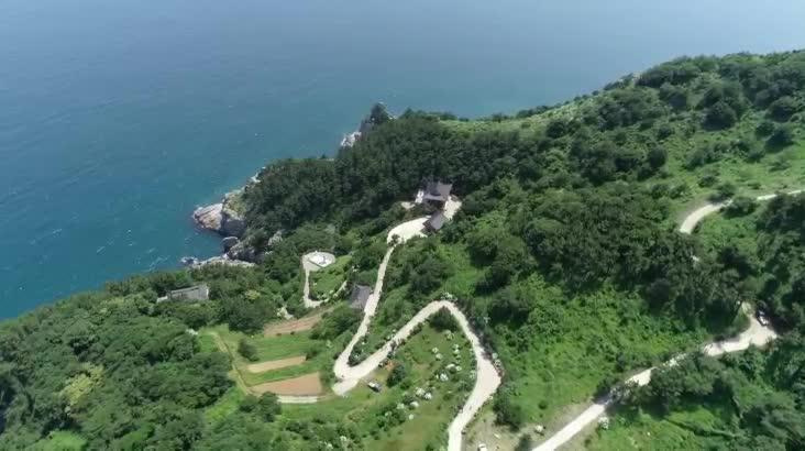 (07/10 방영) 위대한 유산 100경 – 부처를 닮은 연꽃섬, 통영 연화도