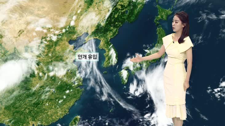 뉴스아이 날씨 7월 15일(목요일)