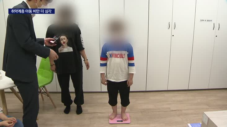 코로나 그늘, 취약계층 아동 비만율 심각