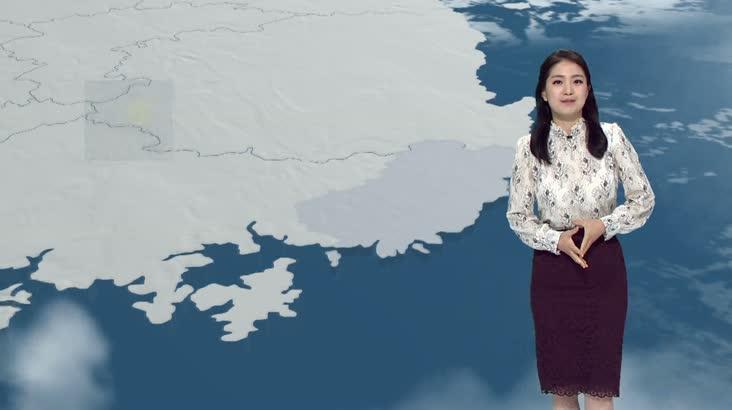 [날씨]쌀쌀항 아침 기온, 화창한 가을 날씨
